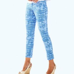 Lily Pulitzer Kelly Ankle Length Skinny Pant